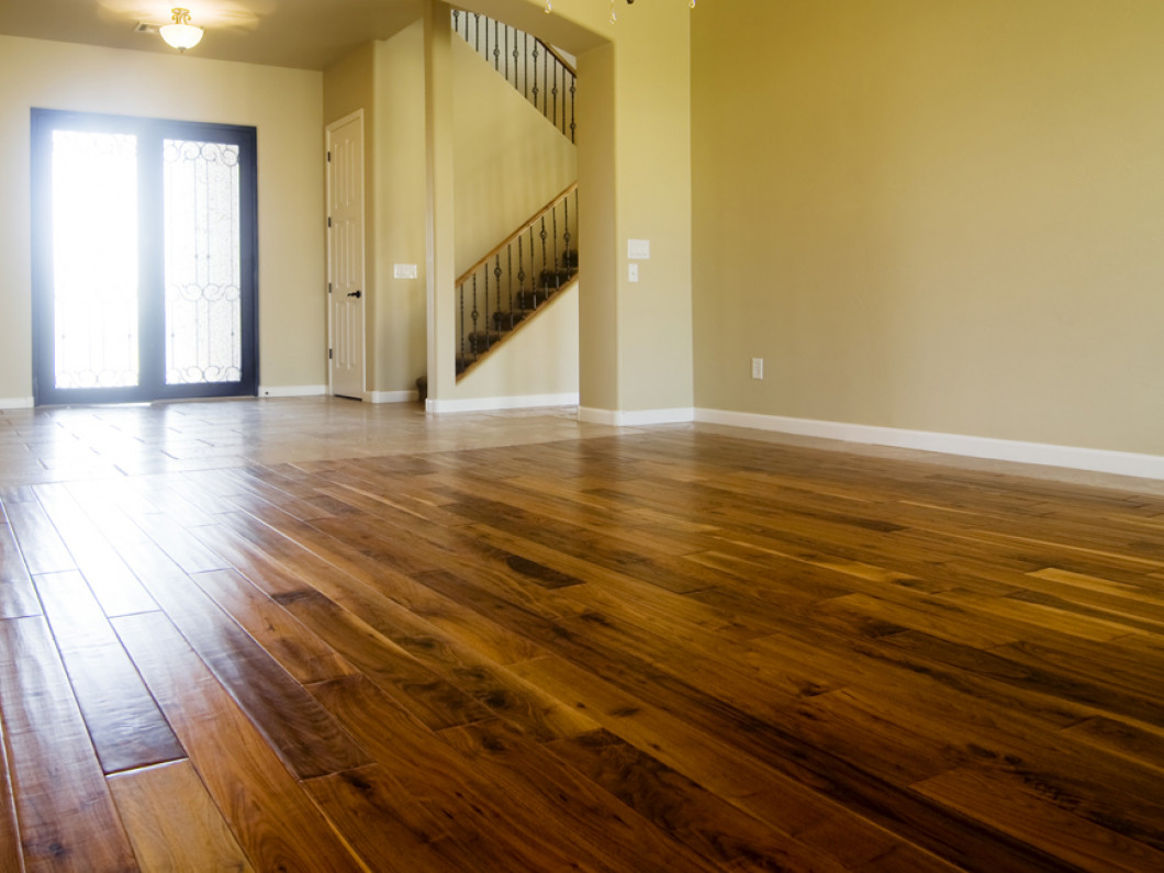 """Wood"" You Like to Replace Your Floors?"